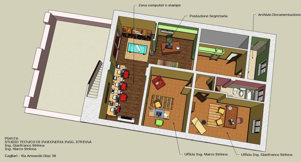 Lo studio - Studio tecnico d'ingegneria Strinna
