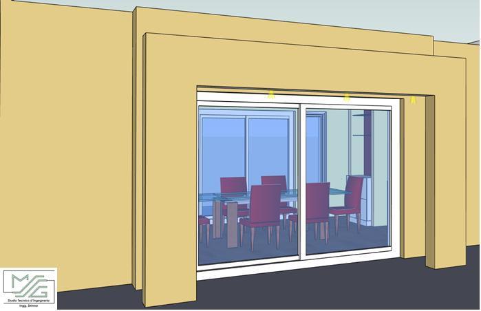 Restyling esterno - Studio tecnico d'ingegneria Strinna